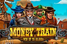 Онлайн слот Money Train (Relax Gaming)