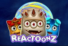 Онлайн видео слот Reactoonz