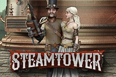 Онлайн видео-слот NetEnt Steam Tower